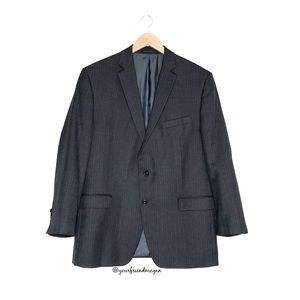 Calvin Klein Dark Gray Suit Jacket